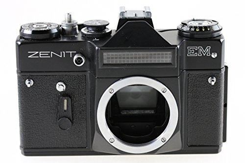 Zenit EM Body Gehäuse SLR Kamera Spiegelreflexkamera black