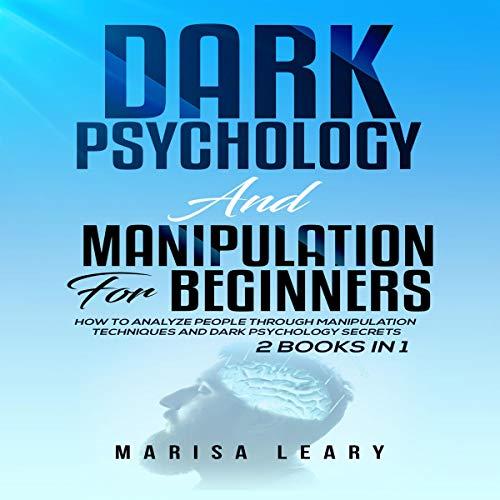 Dark Psychology & Manipulation for Beginners cover art