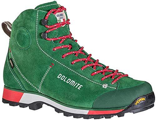 Dolomite Herren Bota ICON GTX Cinquantaquattro Stiefel, Green/Red, 45 EU