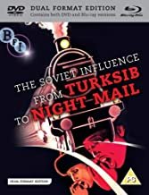 The Soviet Influence: From Turksib to Nightmail (Turksib / Workers' Topical News No. 1 / Australian Wine / Shadow on the Mountain: An Experiment on the Welsh Hills / the Country C [Blu-ray]...)