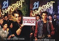 21 Jumpstreet S1 & S2 [DVD]