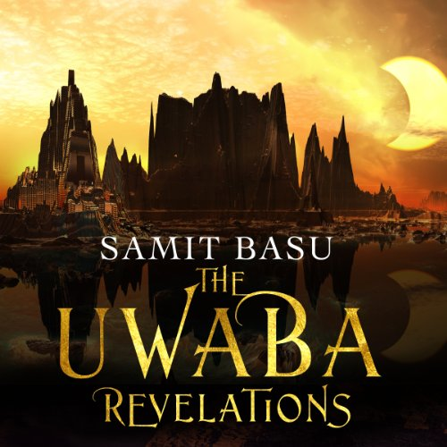 The Unwaba Revelations audiobook cover art