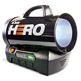 Mr. Heater Hero 35000BTU Cordless Propane Heater