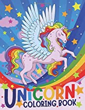 Unicorn Coloring Book: Coloring for children,tweens and teenagers,ages 7 and up.Core age 8-12 years old.Use:kids arts & crafts,travel activity,girls ... Also suitable for 7-10 or 11-14 year olds.