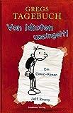 Gregs Tagebuch - Von Idioten umzingelt!: Ein Comic-Roman - Jeff Kinney