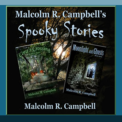 Malcolm R. Campbell's Spooky Stories cover art