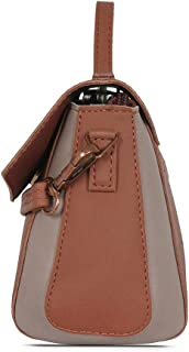 Baggit Women's Lp Salome Scan Red Wood (Red) L