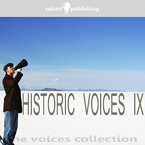 Historic Voices IX cover art