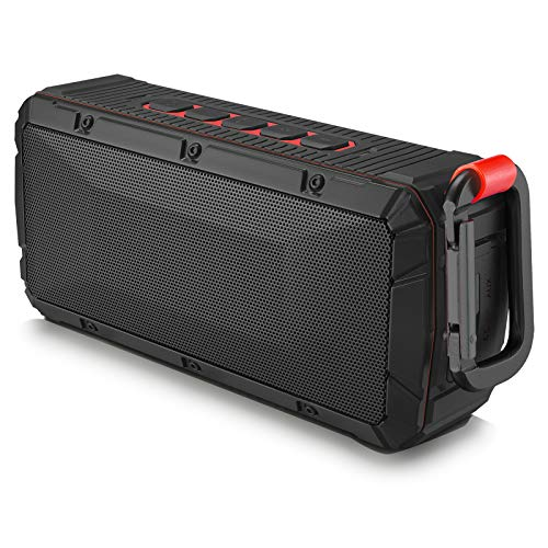 Pro Portable Magnetic Bluetooth Golf Speaker Wireless Waterproof IPX6/Shockproof - 3rd Generation Magnetic Golf Speakers...