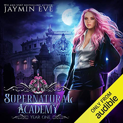 Couverture de Supernatural Academy