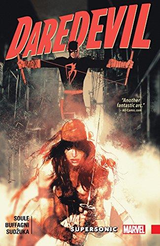 Daredevil: Back In Black Vol. 2: Supersonic (Daredevil (2015-2018)) (English Edition)