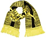 PUMA BVB Fan Scarf Schal, Cyber Yellow Black, UA