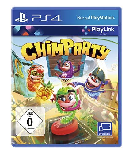 Chimparty PlayLink [PlayStation 4]
