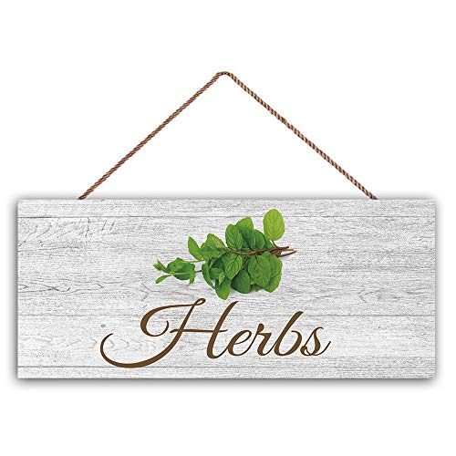 Eden533ope - Cartello in legno per la casa e il giardino, idea regalo, Legno, Opzione 6, 5x12 inches