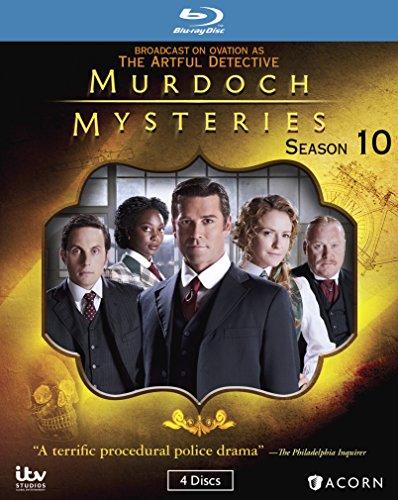 Murdoch Mysteries: Season 10 [Edizione: Stati Uniti] [Italia] [Blu-ray]