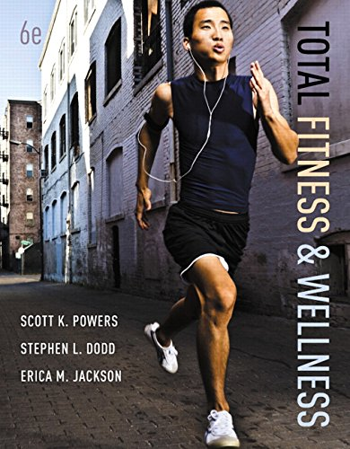 Total Fitness & Wellness Plus MyFitnessLab with eText -- Access Card Package (6th Edition)