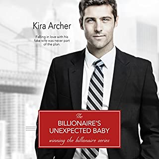 The Billionaire's Unexpected Baby cover art