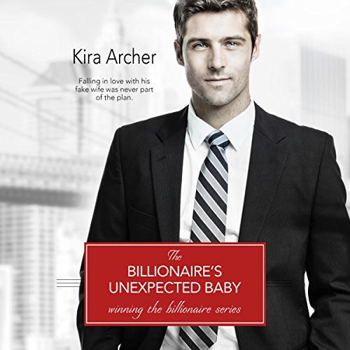 The Billionaire's Unexpected Baby audiobook cover art