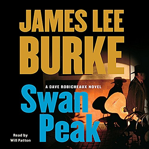 Swan Peak audiobook cover art