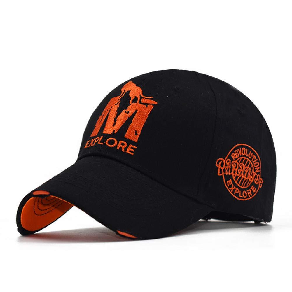 YUANBAOG Gorra de Béisbol Hombres Sombrero de algodón para Hombre ...