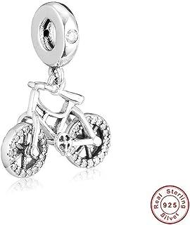 charm pandora bicicletta
