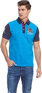 Pierre Cardin Embroidered Polo for Men