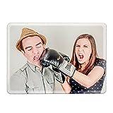 LolaPix Imán con Foto Personalizado. Imán de cerámica. Regalos Personalizados con Foto....
