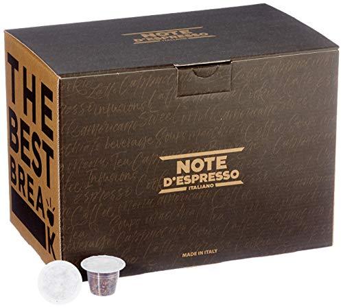 Note D\'Espresso Red Forrest Fruit Infusion, Kapseln ausschließlich kompatibel mit Nespresso*-Kapselmaschinen 3g x 100 Kapseln
