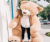 Banabear Lerosier Nounours Peluche géants de 130 à 340 cm !! Teddy Bear Ourson Ours Immense (260 cm)