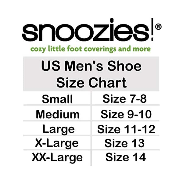 Snoozies Mens Slippers – Pairables House Slippers for Men – Couch Potato