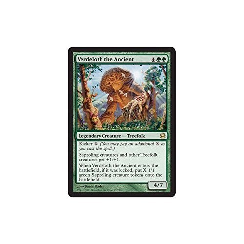 Magic The Gathering - Verdeloth The Ancient - Modern Masters