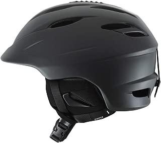 Giro Seam Snow Helmet Matte Black Medium (55.5-59 cm)