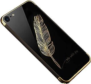 coque iphone 8 plus fee plumes