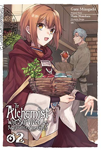The Alchemist Who Survived Now Dreams of a Quiet City Life Vol. 2