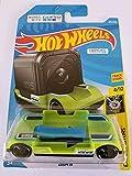 Hot Wheels 2019 Experimotors 4/10 - Zoom in (Green)