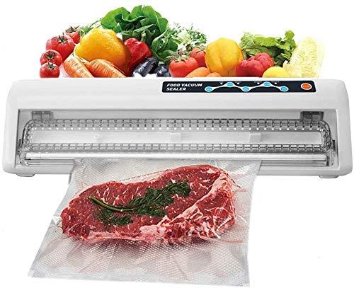 Vacuümverpakkingsmachine voor huishoudelijk gebruik Verpakkingen voor vacuümverpakkers Vacuümzakken Voedselopslag Plan Droog nat voedsel Vacuümverzegelaar