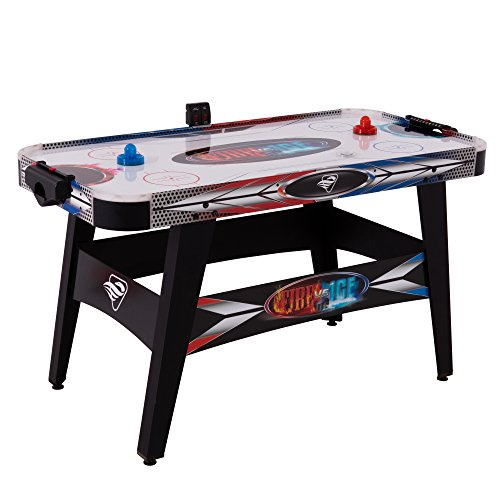 Triumph Fire n Ice LED Light-Up 54in Air Hockey Table