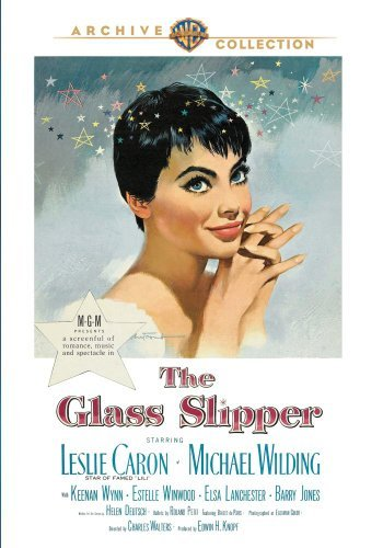 The Glass Slipper by Leslie Caron