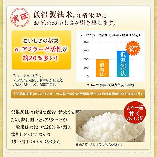 【精米】アイリスオーヤマ 低温製法米 宮城県産 つや姫 2kg 令和2年産