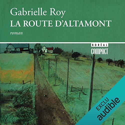 Page de couverture de La Route D'Altamont