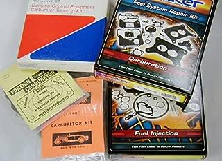 TRI POWER HOLLEY 2300 CARBURETOR KITS(x3) & FLOATS(x3) For 1961-1966 FORD MERCURY 289 352 390