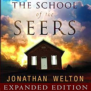 The School of Seers Expanded Edition audiobook cover art