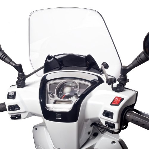 Puig 6870W Carenabris, Transparente: Amazon.es: Coche y moto