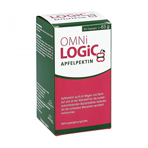 OMNi-LOGiC Apfelpektin Kapseln, 84 St. Kapseln