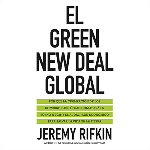 El Green New Deal global  By  cover art