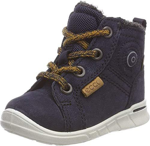 ECCO Baby Jungen First Sneaker, Blau (NGHT Sky 1303), 22 EU