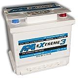 APG XET602 Extreme 3 - Batteria auto, 50Ah