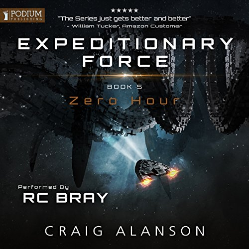 Zero Hour Expeditionary Force, Book 5 - Craig Alanson
