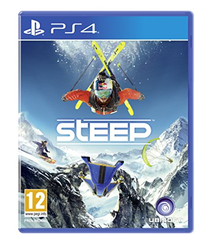 Steep - PS4 - PREOWNED