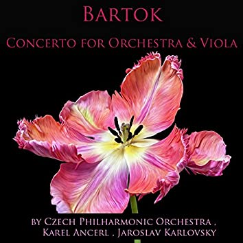 Bartók: Concerto for Orchestra & Viola Concerto